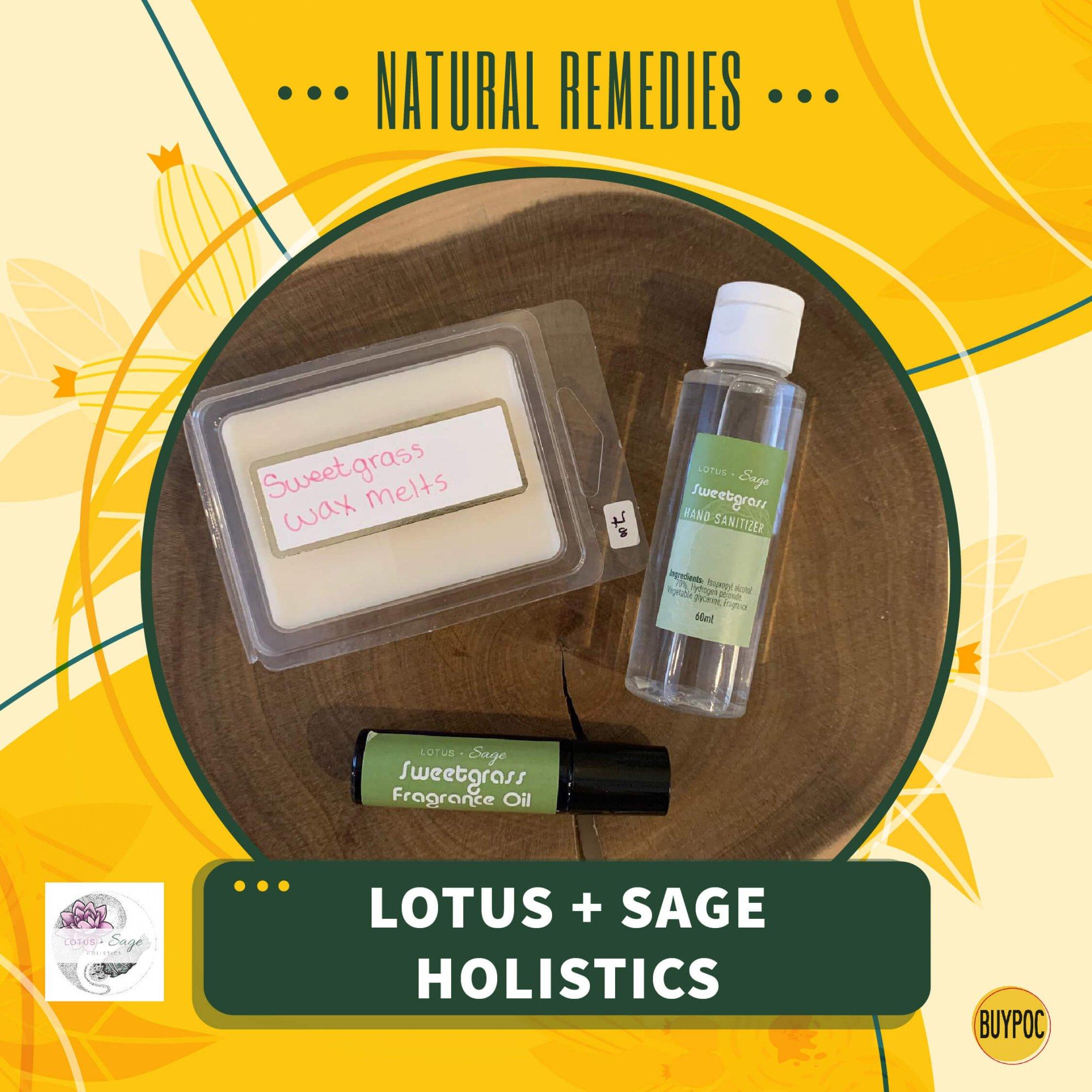Lotus + Sage Holistics