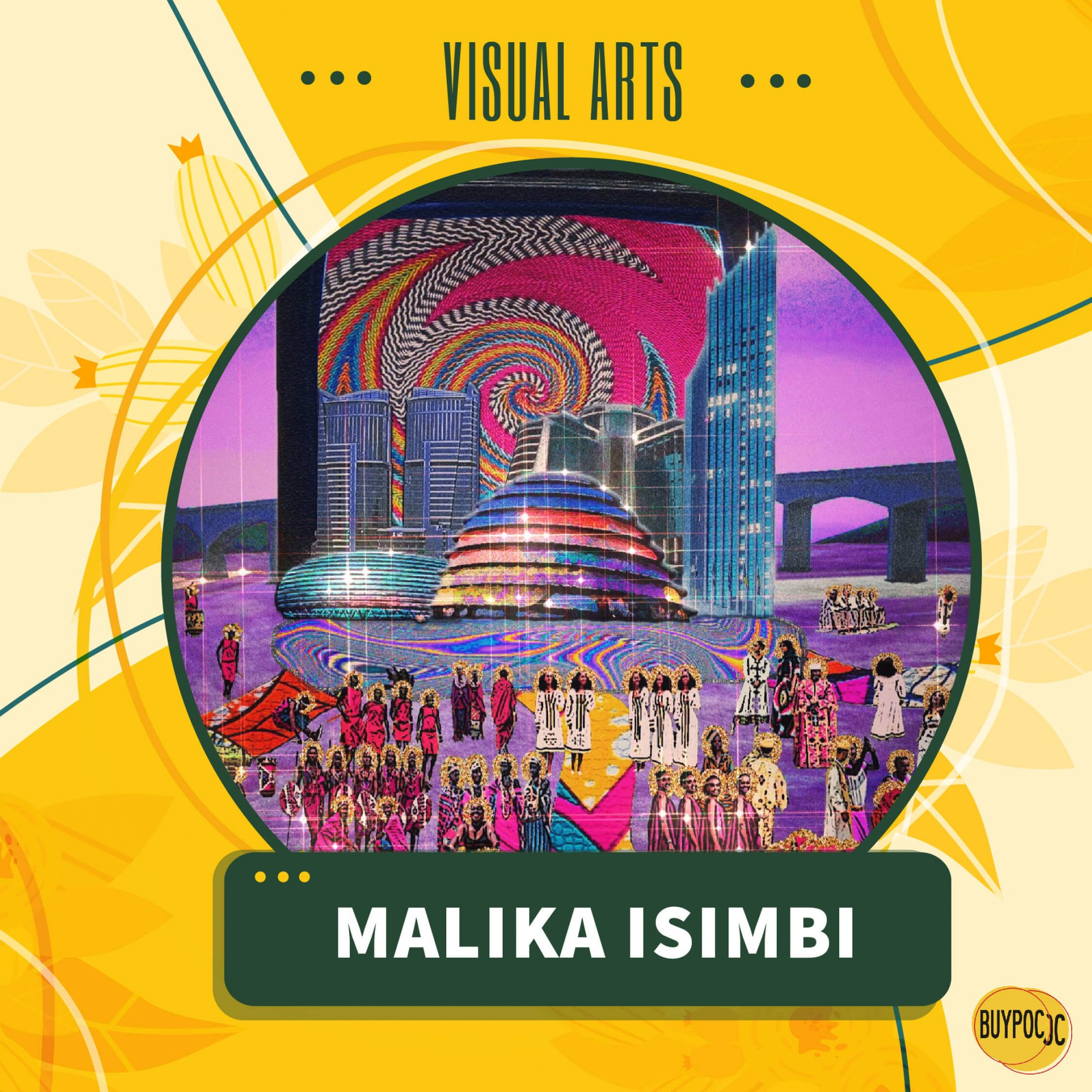 Malika Isimbi