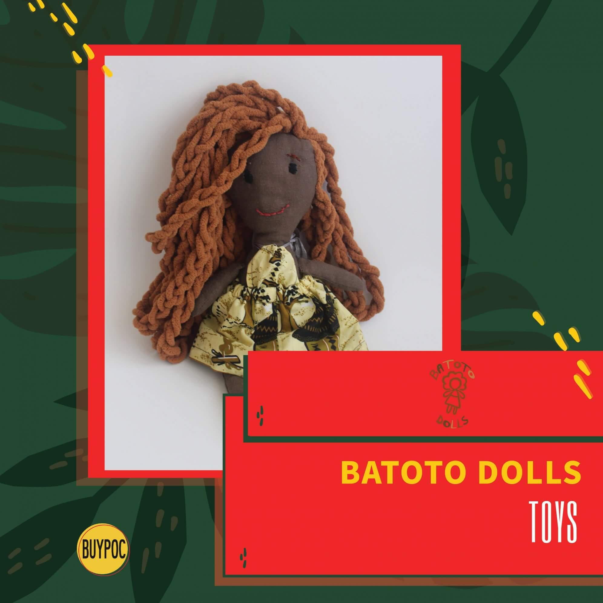Batoto Dolls