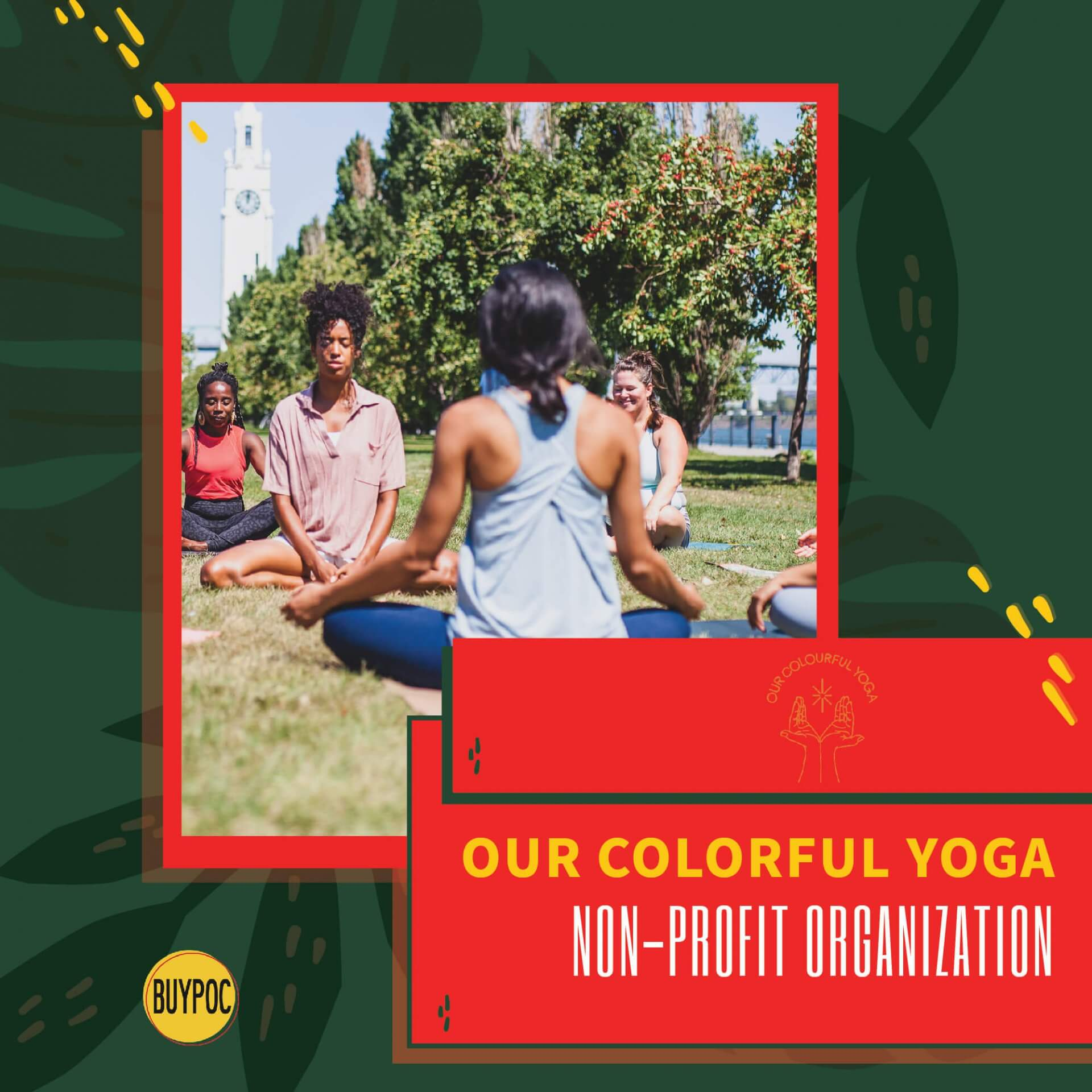 Our Colorful Yoga